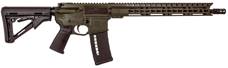 Diamondback DB15 with Keymod Semi-Automatic 223 Remington/5.56 NATO 16