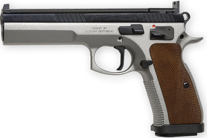 CZ 01172 CZ 75 Tactical Sport SAO 9mm 5.4