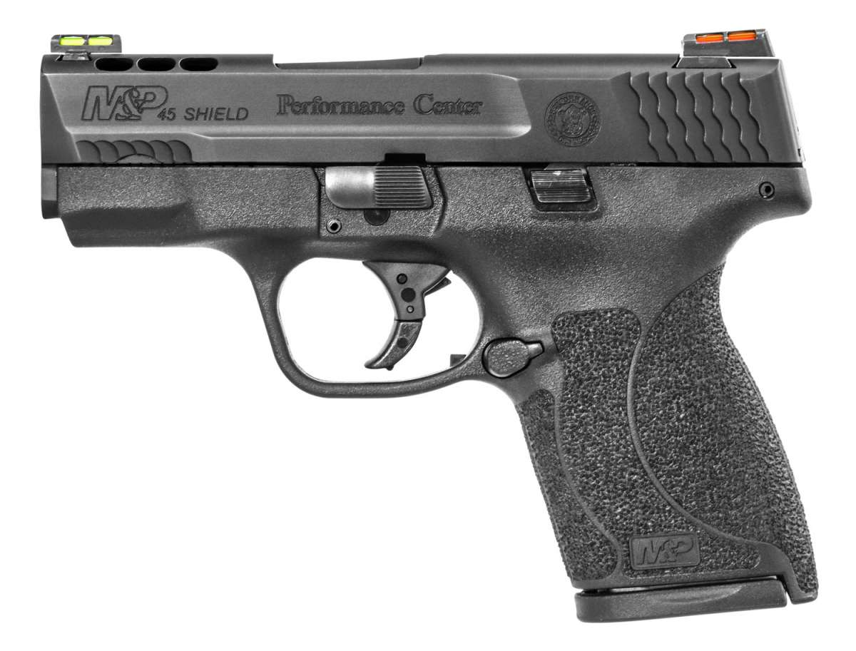 Smith & Wesson 11629 M&P 45 Shield Double 45 Automatic Colt Pistol (ACP) 3.3