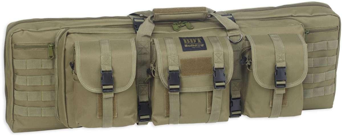 Bulldog Tactical Double Rifle Case 37