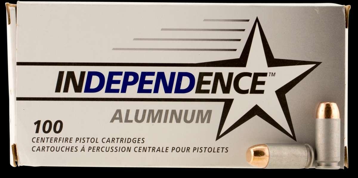CCI Independence 40 S&W 180 GR Full Metal Jacket 100 Bx/ 5 Cs