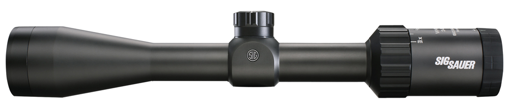 Sig Sauer Electro-Optics Whiskey3 3-9x 50mm Obj 33-9 ft @ 100 yds FOV 1