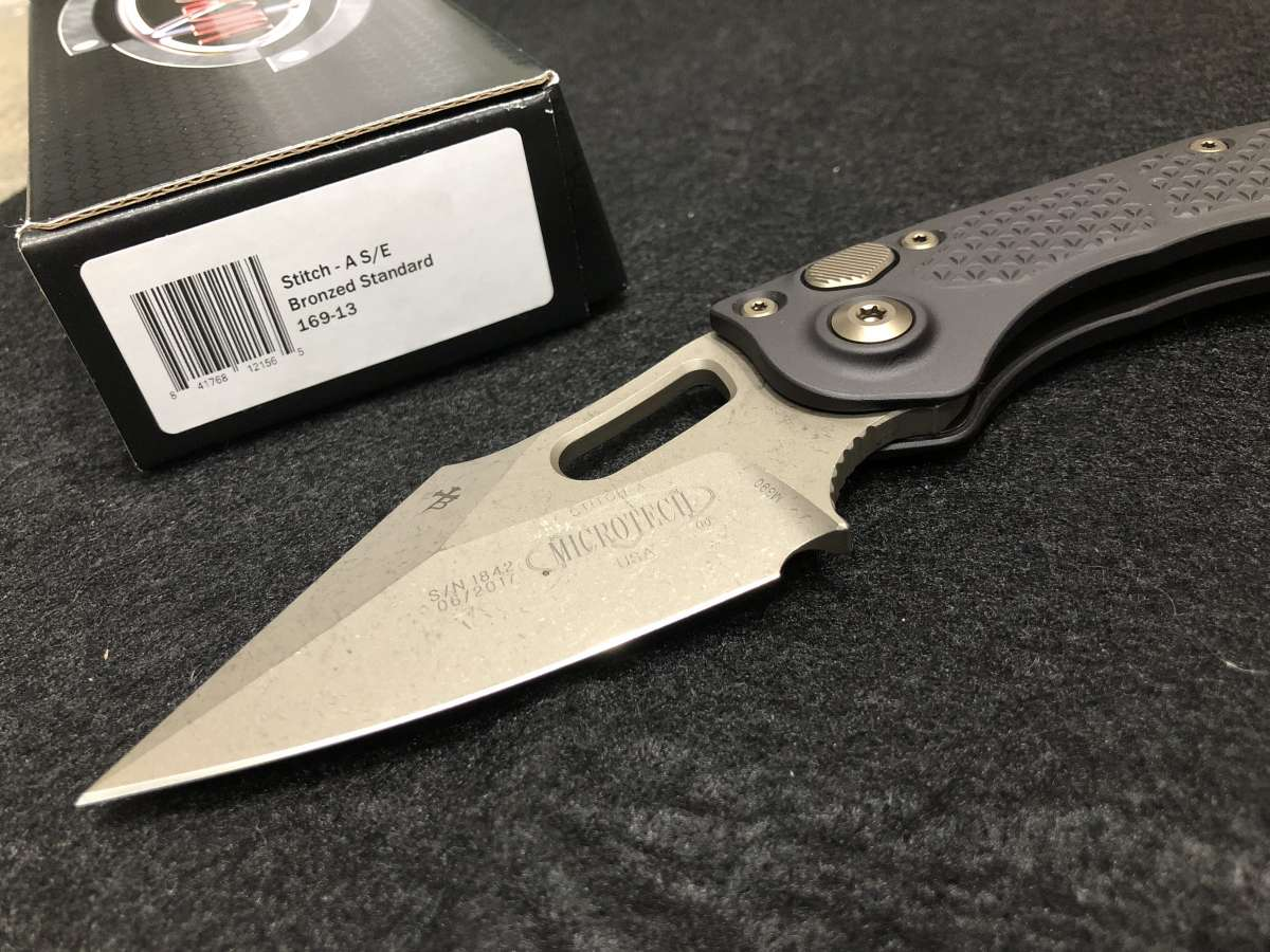 Microtech Knives | HELACIOUS