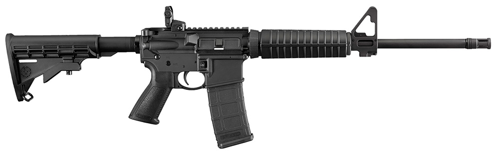 Ruger AR-556 Autoloading Semi-Automatic 223 Remington/5.56 NATO 16.1