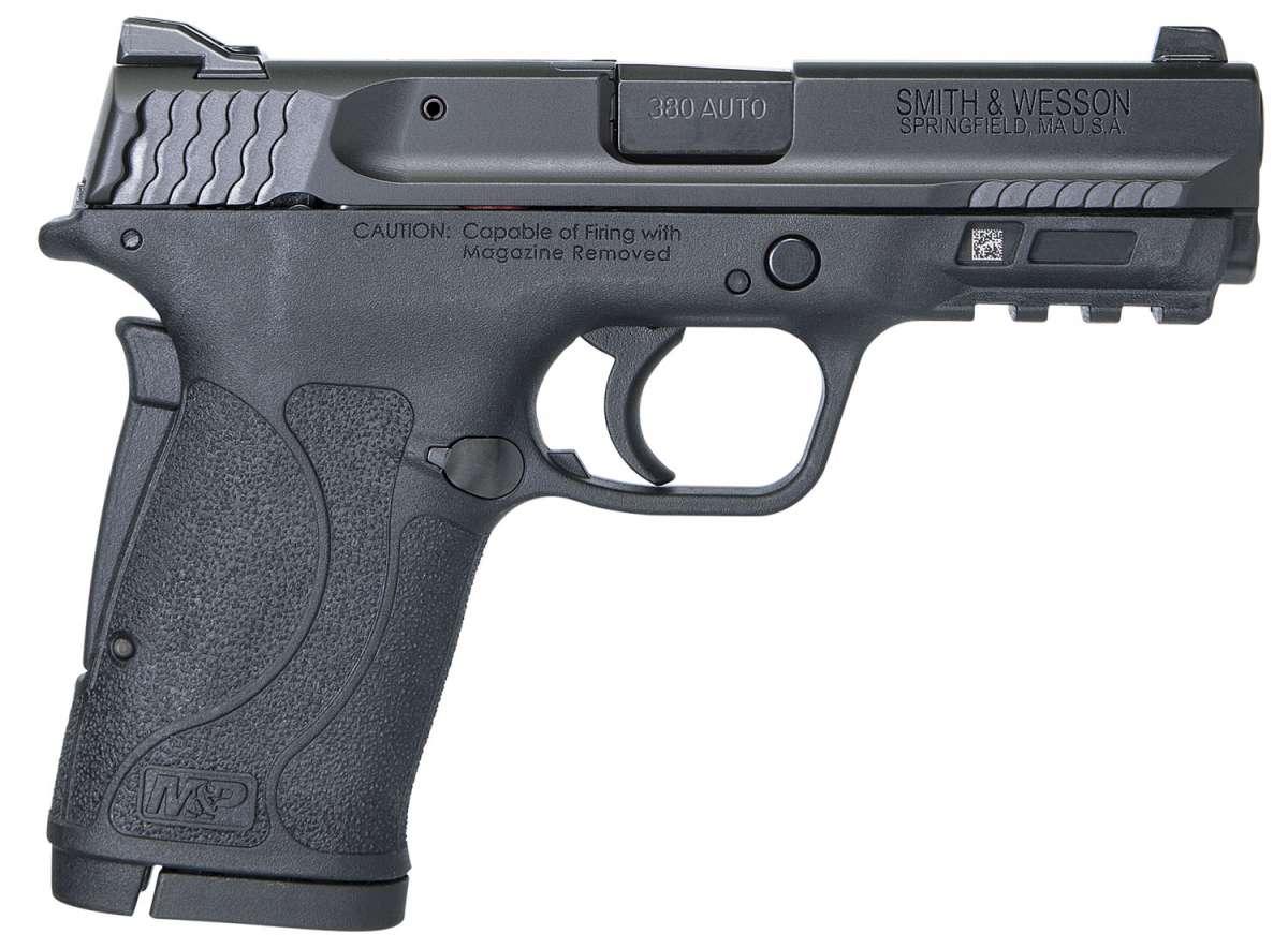 Smith & Wesson 180023 M&P 380 Shield EZ 380 ACP 3.68