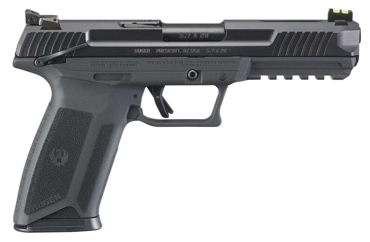 Ruger 16401 Ruger-57 5.7x28mm 4.94